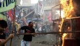 菲律宾总统扫毒引发民众示威