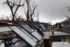 飓风重创多米尼克