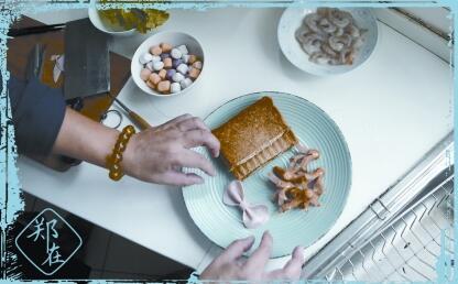男子坚持为女儿做高颜值早餐2000多天 被称米其林爸爸