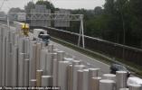 """科学家想出了新型""""隔音墙"""":能降90%公路噪音"""