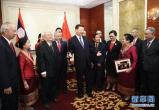 感人一幕:习近平和老挝老同学见面,有人热泪盈眶