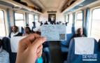 """肯尼亚的""""中国造""""列车"""