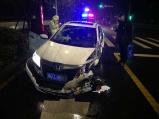 杭州环卫工夫妻凌晨被撞进钱塘江,肇事司机弃车逃逸已被锁定