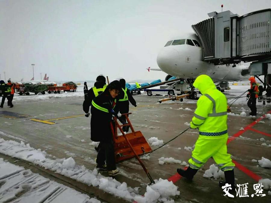 受暴雪影响,目前南站客运站发往南通,启东,泰州,扬州,淮安,盐城等,以