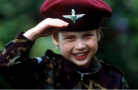 威廉王子童年萌照