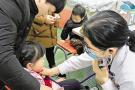 今年浙江已报告流感15528例,6岁以下儿童流感发病占近四成