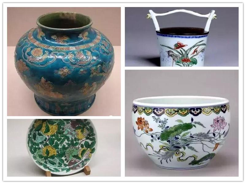 流失国外博物馆的中国瓷器