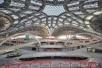 北京新机场明年10月试运行  航站楼已封顶封围