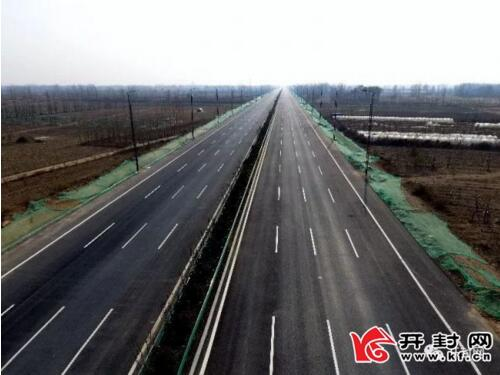 幸运飞艇投注方案:开港大道主体工程全面完成 计划6月底前全线完工