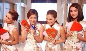 泰式的中国春节是这样的画风