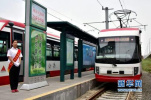 章丘要建有轨电车,全长37.5公里每小时最多运1.8万人