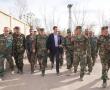 胜利在望 叙利亚总统阿萨德视察东古塔区前线