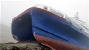 韩国客轮触礁 船上163人全获救
