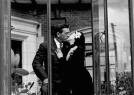 陈纳德和陈香梅蜜月热吻