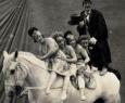 百年前欧洲香艳的马戏