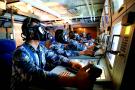 中国军舰南海实战演习