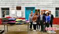 河南禹州:志愿捐衣300多件 助力精准扶贫