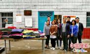 禹州:志願捐衣300多件