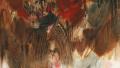 抽象画作中的山水宏观宇宙之美学—多件朱德群巨作将亮相香港春拍