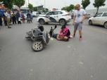 郑州男子自感身体不适骑车看医生 途中倒地身亡