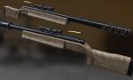 全球最大的口径单兵步枪 子弹堪比枪榴弹大小