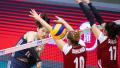 世界排球联赛澳门站中国女排惜败波兰