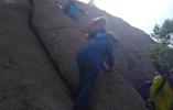 180斤壮汉登山摔骨折 医生:同行者及时做了两件事