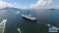 辽宁舰航母编队初步形成体系作战能力 意味着什么?
