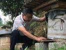 5年跑了30万公里 杭州一村书记在千岛湖边追蜂
