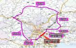 """月底具备通车条件北京""""大七环""""连通 全长约38公里"""