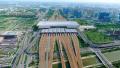 郑州双湖大道高速出入口 下穿通道主体工程完工