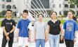 象山龙凤四胞胎考上高中:成绩都很优秀,家中最重视感恩教育
