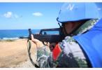 中国第17批赴黎维和部队通过联合国装备核查