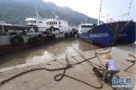 """""""摩羯""""来了!第14号台风今夜在浙江沿海登陆 上海仍有大到暴雨"""