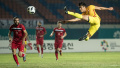 张玉宁无解世界波 U23国足3-0叙利亚提前出线