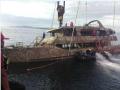 普吉倾覆游船打捞出水 曾致47名中国游客遇难