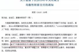 基层公务员工资调整!中央拨1.3万亿 河南获得961亿元