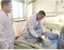 74歲獨居老人家中摔倒在地上躺了6天6夜 靠3盒牛奶撐過