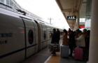 义乌站旅客发送40年增长近25倍 加速小商品走向大世界