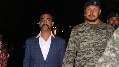 巴基斯坦释放被俘印度空军飞行员