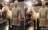 美青年偷走兵马俑手指审判被判无效 中方:坚决捍卫中国文物尊严
