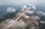 从云端起飞!海外网友被这座中国机场圈粉了