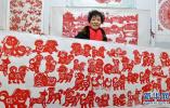 衡水阜城县举办第三届剪纸人才技能大赛