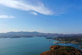 你根本想不到,从空中俯瞰丹江口水库有多美
