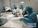 河北省支援武汉等疫情严重地区医用防护服达33.58万套