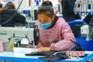 河南光山:羽绒产业助脱贫