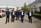 开封市禹王台区委书记黄腾调研环保工作暨在建项目