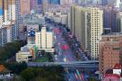 大連黃河路將被高標準打造成城區西部綠色鮮花大道