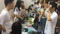 北邮举办第九届大学生创新创业实践成果展示交流会