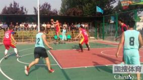 村頭辦起品牌賽事 小小籃球撬動發展